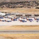Boeing 737 MAX'lar uçak mezarlığına koyuldu