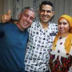 Çalmadık kapı bırakmayan çift mutluluğu Diyarbakır'da buldu