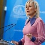 Zaharova açıkladı! İdlib tasarısını reddettik çünkü...