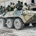 Rusya'nın kara gücüyle destek verdiği ortaya çıktı