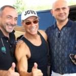 Türkiye'ye gelen Jean Claude Van Damme'nin ilk isteği şaşırttı