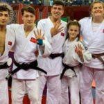 Bakü'de judocularımız tarih yazdı!