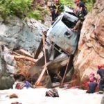 Gürcistan'da kamyon faciası: 5 kişi hayatını kaybetti