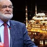 Karamollaoğlu'nun yine derdi Çamlıca Camii: İnsanların anası ağladı