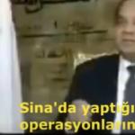 Darbeci Sisi: İsrail'e saldırmak için kullanılmasına izin vermeyeceğiz