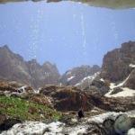 Cilo Dağları'nda buzulların erimesi endişe yarattı