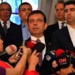 İmamoğlu'ndan Babacan ve Davutoğlu'na destek!