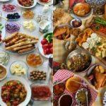 Kahvaltıda yapılacak en güzel ve sunumu şık tarifler