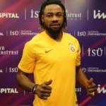 Galatasaray'ın ilk transferi Luyindama!