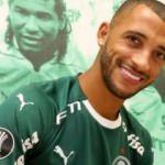 Palmeiras, Vitor Hugo'yu resmen açıkladı!
