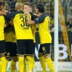 Süper Kupa'nın sahibi Borussia Dortmund