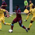Trabzonspor Avusturya'da beraberliğe abone