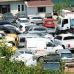 Ankara'daki otoparkta 1400'ün üzerinde hacizli araç var