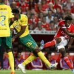 Benfica'dan 5-0'lık galibiyet