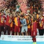 Erdoğan'dan Galatasaray'a kutlama