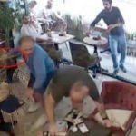 İstanbul'da dehşet! Müşterisine balta ile saldırdı