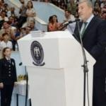 Mustafa Çalışkan'dan genç polislere Hz. Ömer nasihati
