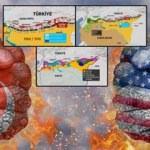 Sır gibi detaylar! ABD'nin Türkiye'ye dayattığı haritalar ortaya çıktı