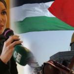 İsrail'in Filistin saldırılarına Gamze Özçelik'ten sert tepki!