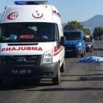 Manisa'da feci kaza: 1 ölü 2 yaralı