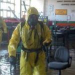 Sakarya'da kimyasal paniği! AFAD müdahale etti