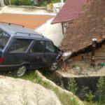 Trabzon'da feci ölüm! Çekicinin halatı kopunca...