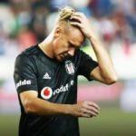 Beşiktaş'ta 3.2 milyon Euro'luk kriz!