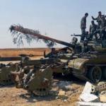 Han Şeyhun Rusya destekli Esed rejiminin kuşatmasında