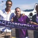 Ribery resmen Fiorentina'da!