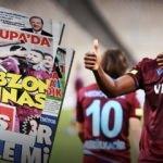 "Trabzon'da büyük coşku! ""Allah'ına Kurban"""