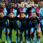 Trabzonspor'un AEK maçı kadrosu açıklandı