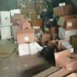Gaziantep'te 5 milyon 407 bin kaçak ilaç ele geçirildi