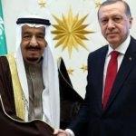 Kral Selman ve Prens Selman'dan Erdoğan'a tebrik mesajı