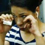 Metrodakiler gözyaşlarına boğuldu! Duygulandıran klip