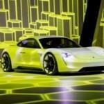Porsche'nin Türkçe isimli otomobili TAYCAN'dan yeni bir rekor