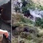 Şemdinli'deki operasyonun görüntüleri paylaşıldı