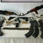 Sivas'ta silah kaçakçılığı operasyonu: 4 gözaltı