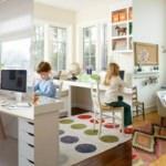 Evden çalışırken daha aktif olmanızı sağlayacak çalışma odası dekorasyon önerileri