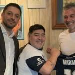 Maradona kulübeye geri döndü! Yeni takımı...