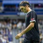 ABD Açık'ta Roger Federer şoku!