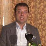 İBB Başkanı İmamoğlu'ndan Yenikapı açıklaması