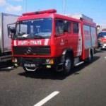 Kuzey Marmara Otoyolu'nda kamyonet TIR'a çarptı
