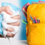 Okul çantası nasıl yıkanır? En kolay okul çantası temizleme rehberi