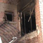 Önce yangın çıkardı daha sonra eşini pompalı tüfekle öldürdü