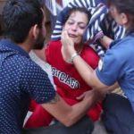 Tartıştığı erkek arkadaşı başından yaraladı