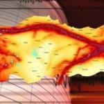 Türkiye'de deprem haritası değişti; Ev alma zemin al