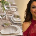 Zuhal Topal farkıyla 2020 yemek takımı modelleri
