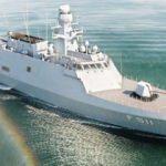 Yeni gemi yolda! Hava savunma sistemi de olacak