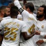 Real Madrid öldü öldü dirildi!