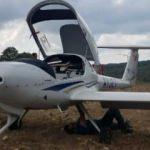 İstanbul'da eğitim uçağı acil iniş yaptı